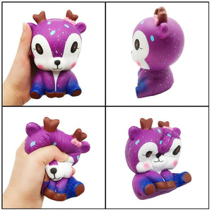 Ouflow 4Pcs Squishies Slow Rising Toy Pack