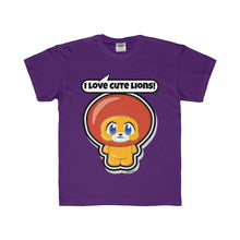 Load image into Gallery viewer, Lion Kids Regular Fit Tee