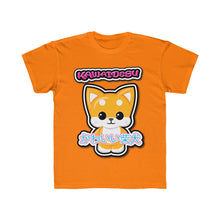 Load image into Gallery viewer, Kids Kawaii Shiba Inu Tee