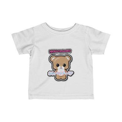 Infant Kawaii Teddy Bear Tee