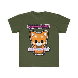 Kids Kawaii Red Panda Tee