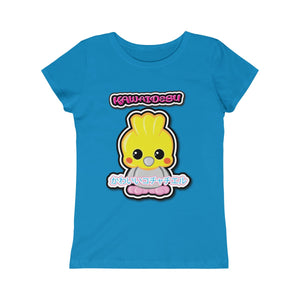 Girls Kawaii Cockatiel Tee
