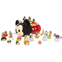 Load image into Gallery viewer, Tsum Tsum Mickey Portable Play Case with 1 Figure