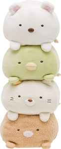"San-x Sumikko Gurashi Super Squishy Plush 6"" Polar-bear"