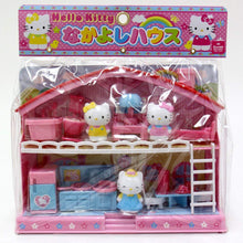 Load image into Gallery viewer, Hello Kitty Sanrio Japan Play House Set  Good Friend House
