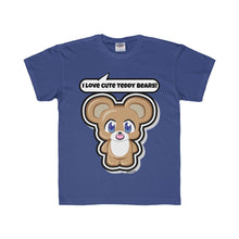 Load image into Gallery viewer, Teddy Bear Kids Regular Fit Tee
