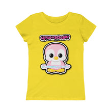 Load image into Gallery viewer, Girls Kawaii Pink Penguin Tee