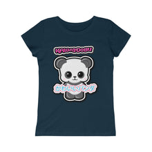 Load image into Gallery viewer, Girls Kawaii Panda Tee