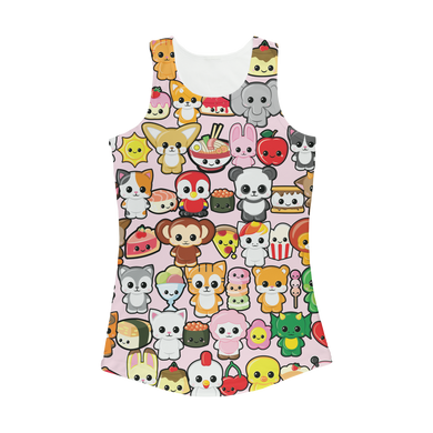 Kawaidesu Women Performance Tank Top