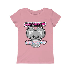 Girls Kawaii Koala Tee