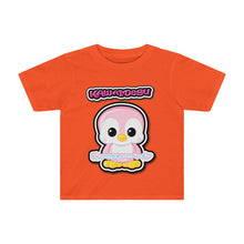 Load image into Gallery viewer, Toddlers Kawaii Pink Penguin Tee