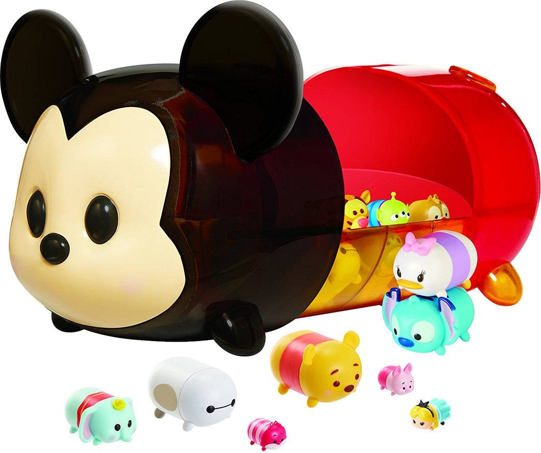 Tsum Tsum Mickey Portable Play Case with 1 Figure