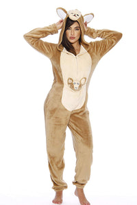 Just Love Kangaroo Adult Onesie/Pajamas