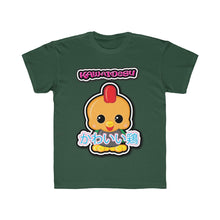 Load image into Gallery viewer, Kids Kawaii Rooster Tee