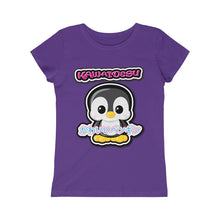 Load image into Gallery viewer, Girls Kawaii Penguin Tee