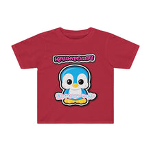 Load image into Gallery viewer, Toddler Kawaii Blue Penguin Tee