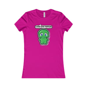 Turtle Women's Favorite Tee