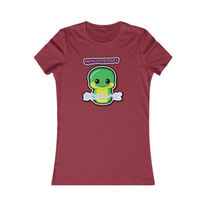 Women's Kawaii Snake Tee