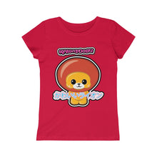 Load image into Gallery viewer, Girls Kawaii Lion Tee