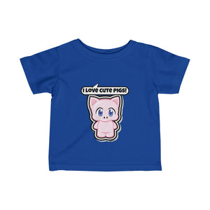 Pig Infant Fine Jersey Tee