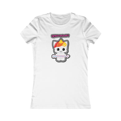 Women's Kawaii Unicorn Tee