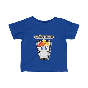 Unicorn Infant Fine Jersey Tee