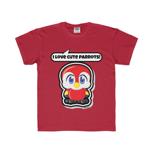 Parrot Kids Regular Fit Tee