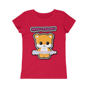 Girls Kawaii Hamster Tee