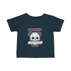 Infant Kawaii Panda Tee