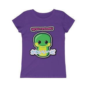 Girls Kawaii Snake Tee