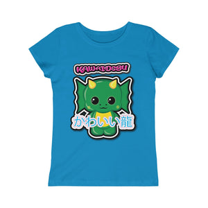 Girls Kawaii Dragon Tee