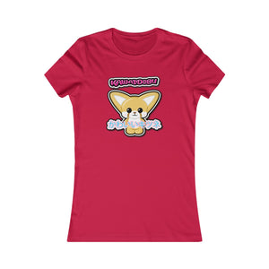 Women's Kawaii Fennec Fox Tee