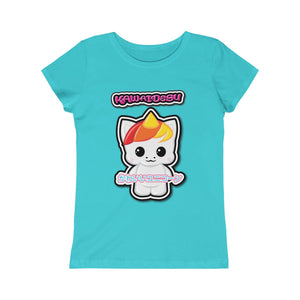 Girls Kawaii Unicorn Tee