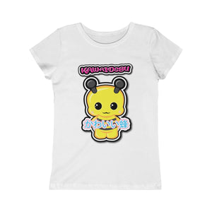 Girls Kawaii Bee Tee