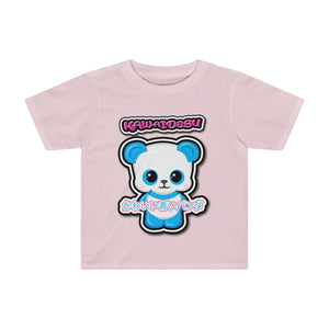 Toddler Kawaii Blue Panda Tee