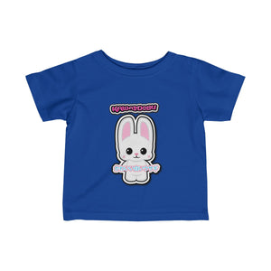 Infant Kawaii White Bunny Tee
