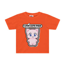 Load image into Gallery viewer, Pig Kids Tee