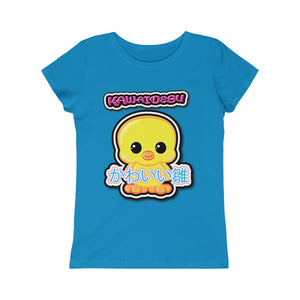 Girls Kawaii Chick Tee