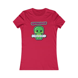 Women's Kawaii Frog Tee