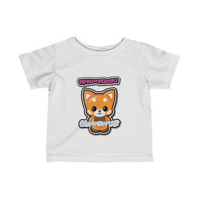 Infant Kawaii Red Panda Tee