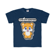 Load image into Gallery viewer, Hamster Kids Regular Fit Tee