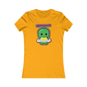 Women's Kawaii Turtle Tee