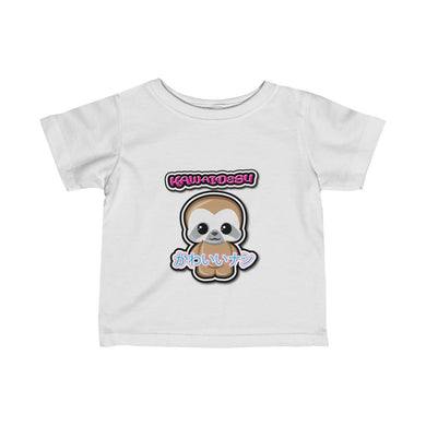 Infant Kawaii Sloth Tee
