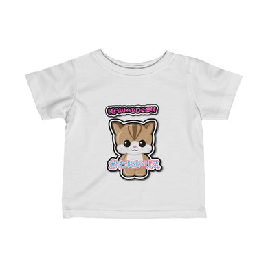 Infant Kawaii Squirrel Tee