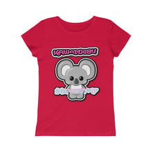 Load image into Gallery viewer, Girls Kawaii Koala Tee