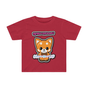 Toddlers Kawaii Red Panda Tee