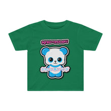 Load image into Gallery viewer, Toddler Kawaii Blue Panda Tee