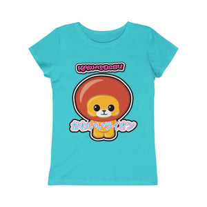 Girls Kawaii Lion Tee