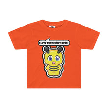 Load image into Gallery viewer, Honey Bee Kids Tee