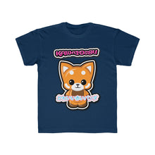 Load image into Gallery viewer, Kids Kawaii Red Panda Tee